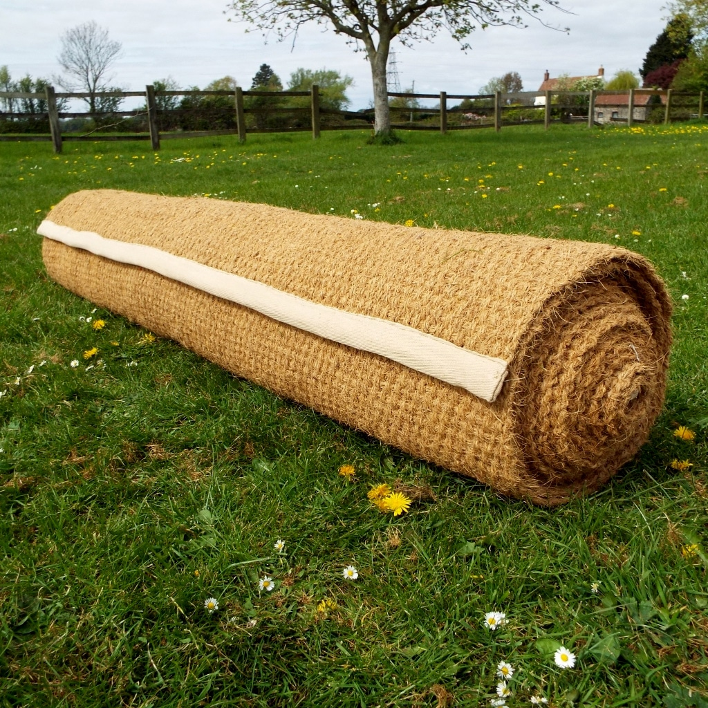 10m Roll Of Coir Matting Mat Coir Store