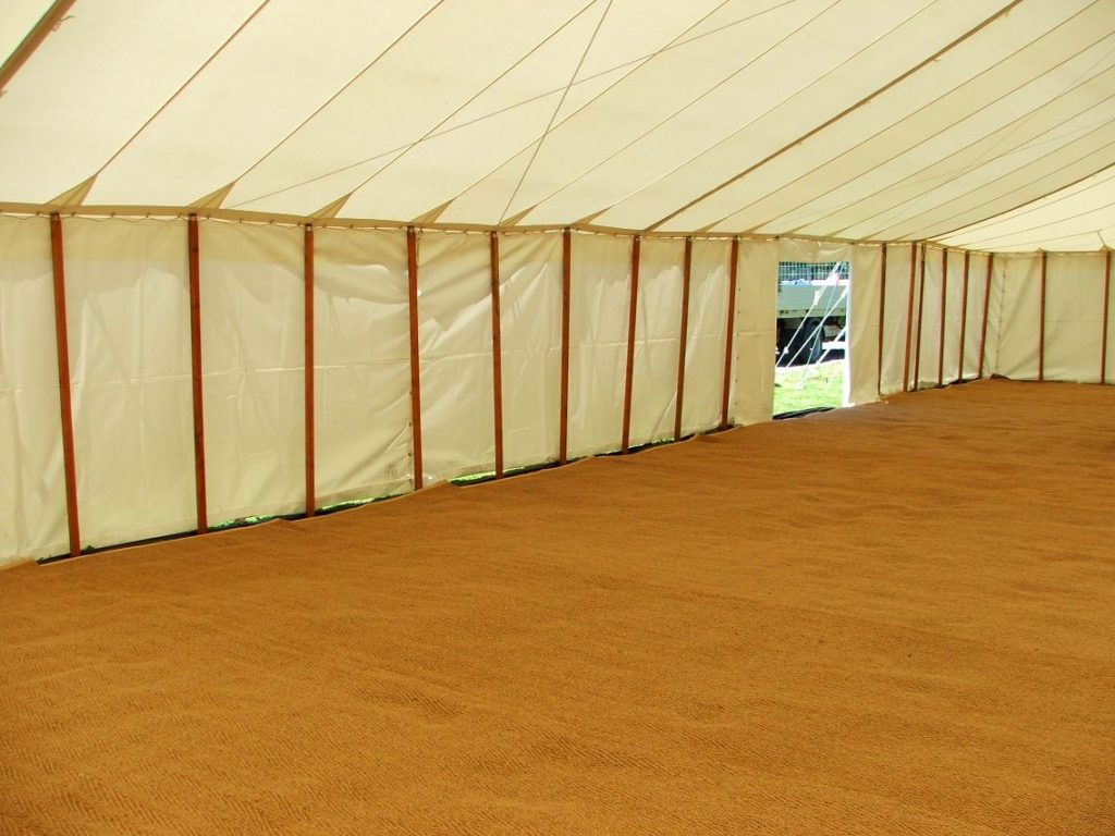 Coir Roll Matting For Marquees Uk S Marquee Mat Suppliers