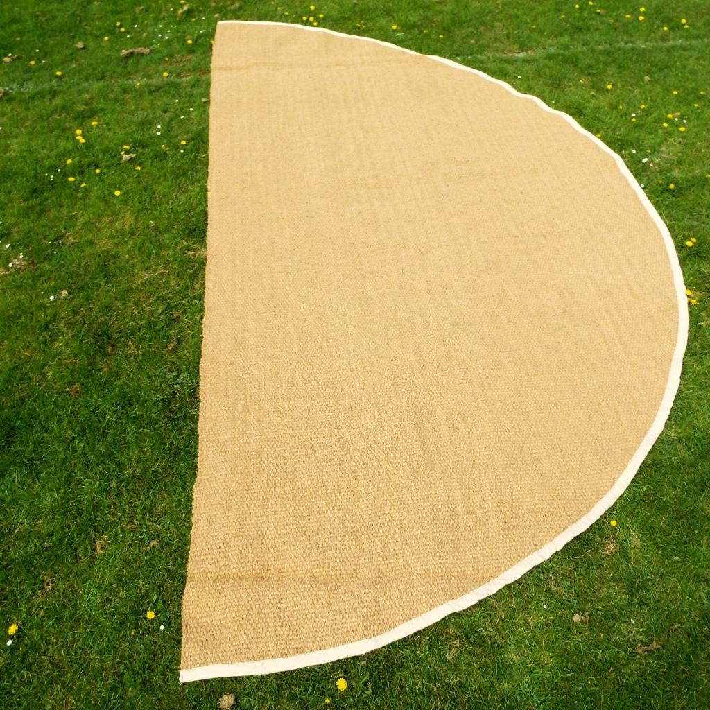 Bell Tent Matting · Premium Quality Coir. Next & Half Moon Mats - Bell Tent Mats - Yurt Mats| Coir Store