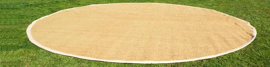 yurt tipi mats