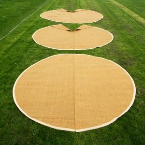 Range of matting sizes