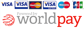 Secure shopping with WorldPay